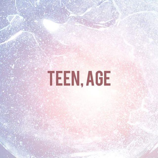 Seventeen Teen Age album CHEAP