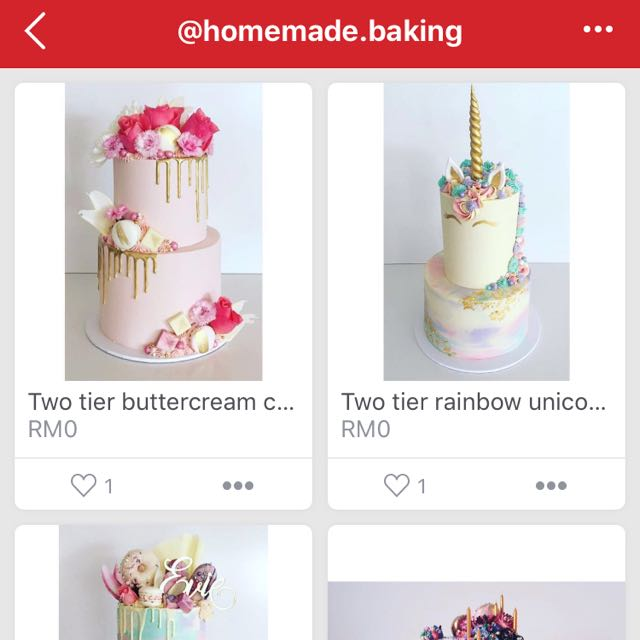 Shoutout to @homemade.baking