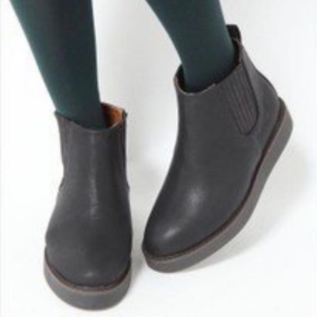 Sirius GLOBAL WORK 女靴 雪靴 短靴 黑色