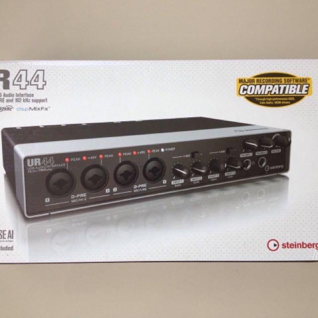 Sound Card Steinberg UR-44