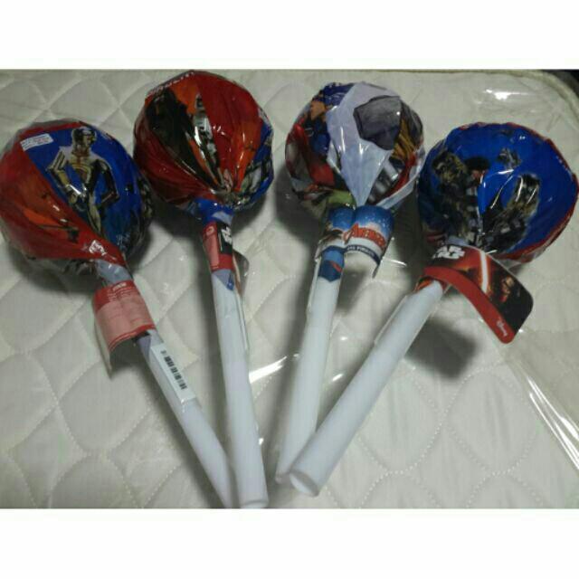 Starwars Super Lollipop