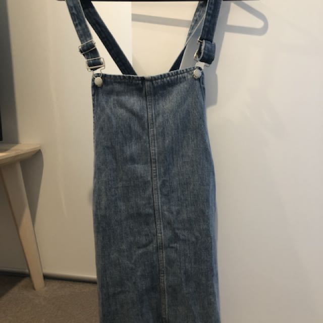 SUBTITLED overalls brand new with tag still have receipt