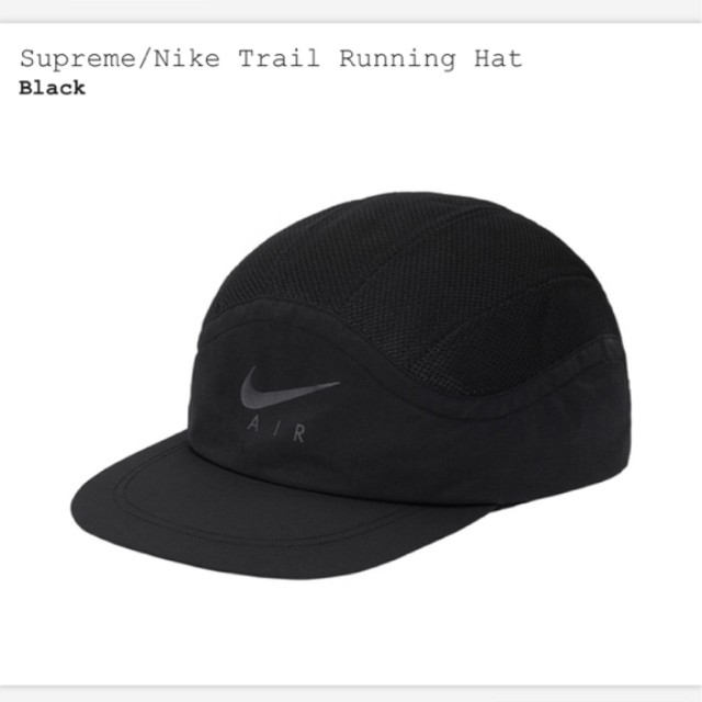 634db634 Supreme Nike Cap, Men's Fashion, Accessories on Carousell