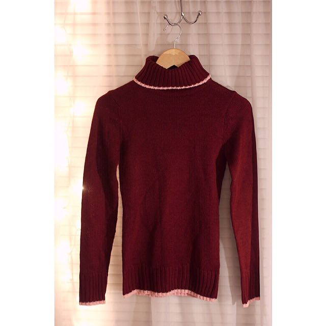 Suzy Shier Turtleneck Sweater