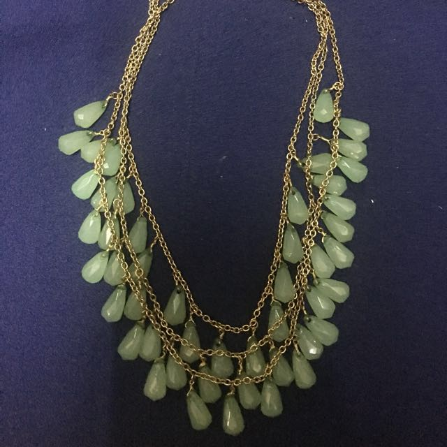 Three-Layered Necklace