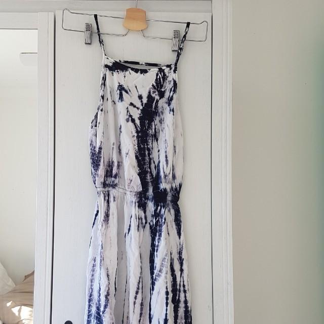 Tie Dye short dress