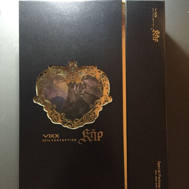 VIXX 2016 Conception Special Package