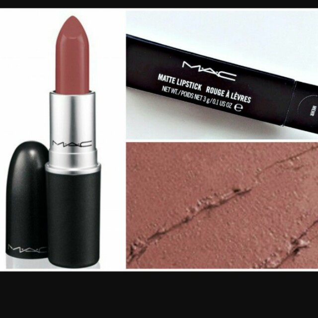 Wanting mac mehr lipstick