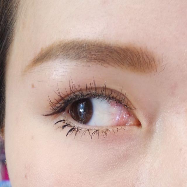 100%實拍❤️下睫毛❤️X04 款❤️眼尾加強下睫毛