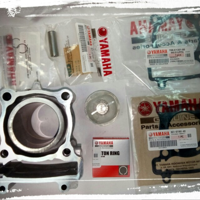 Yamaha FZ150 (original hongleong) Block set
