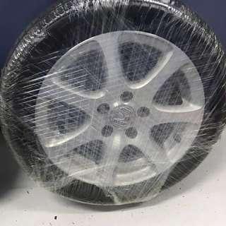 Honda Civic Original Stock Rims And Tyres