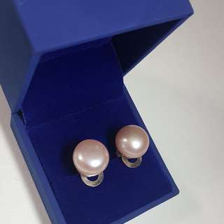 Aunthentic Pearl Earrings
