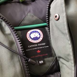 Canadian Goose Army Green
