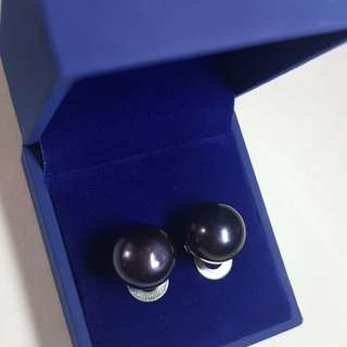 Authentic Pearl Earrings