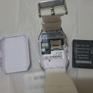 Blitzwolf gv18 smartwatch with call and sms function