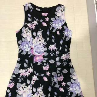 """""""Clearance"""" The Stage Walk floral dress"""