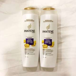 Pantene Total Damage Care 340ml x 2