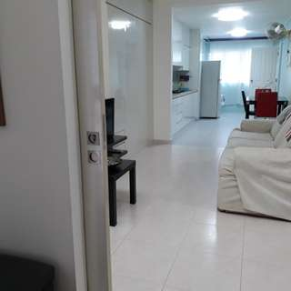 Woodlands 3 room hdb flat