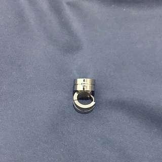 不鏽鋼小耳環