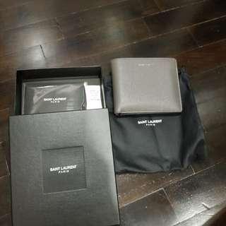 YSL wallet