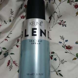 Keune Sea Salt Spray - untuk buat rambut ngembang