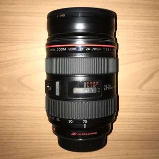 Canon EF 24-70 F2.8L USM