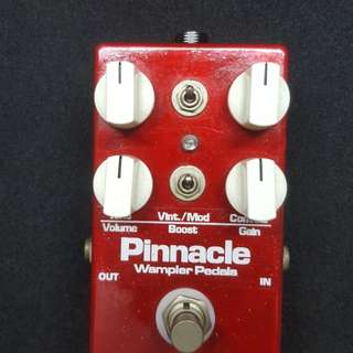 Wampler Pinnacle Overdrive/Distortion Electric Guitar Pedal