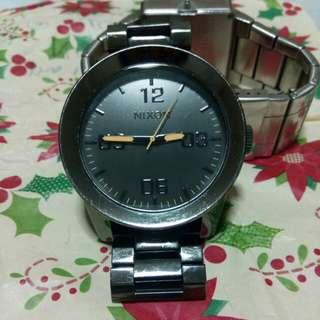 NIXON Take Charge The Corporal Watch