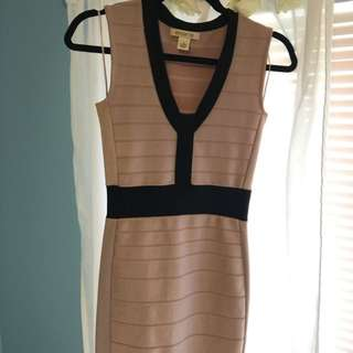 Arden B Bandage Dress Size Small (S)