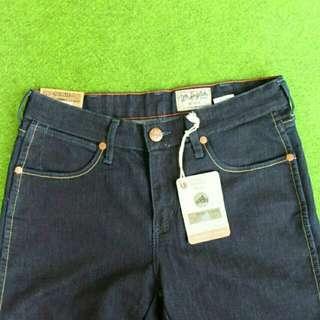 Celana Panjang Denim Skinny(Melar)