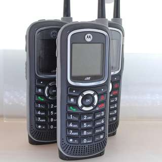 Walkies talkies i365