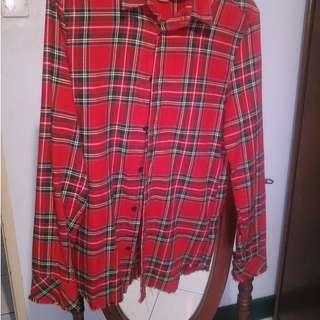 H&m flannel shirt