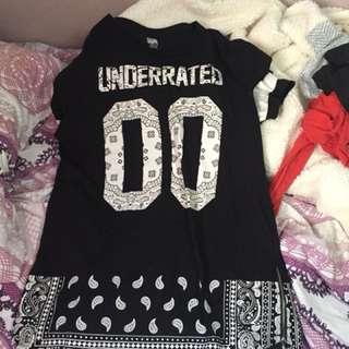 Underrated black T-shirt dress