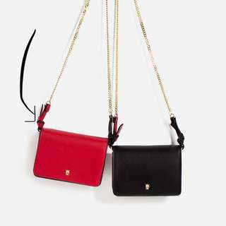 Zara Crossbody Bag (Red)