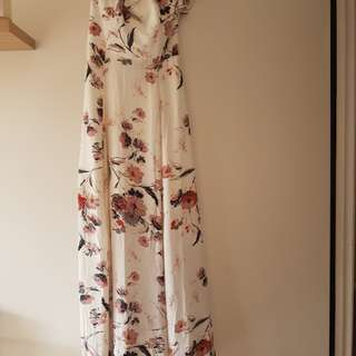 Ladies size 12 summer dress