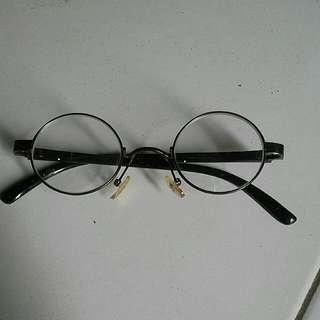 kacamata bulet