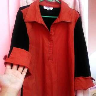 3 quarter blouse