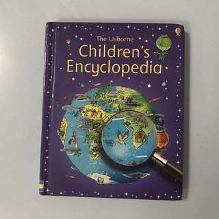 Usborne Children's Encyclipedia