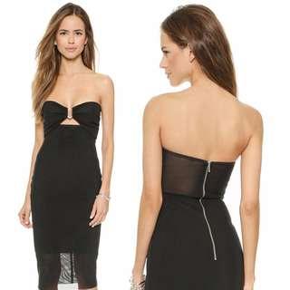 Strapless Bec & Bridge Dress