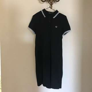 Fred Perry polo dress