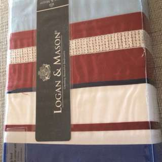 Logan and mason king Doona cover