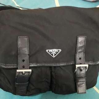 REPRICED!!! Authentic Prada Messenger Bag