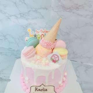 Birthday cake 5吋