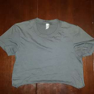 Crop top from American Apparel *brand new* XS
