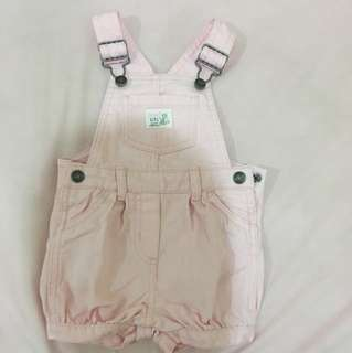 Carter's Jumper Jeans Soft Pink up to 15mo