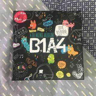 B1A4 What's Going On