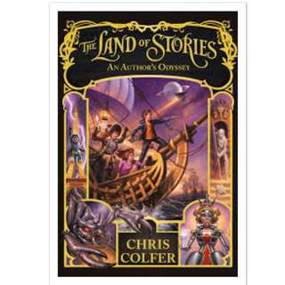 land of stories (4th book)