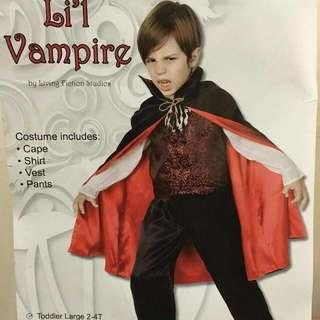 Lil' Vampire Costume