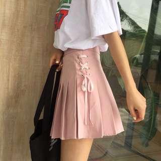 [PO] High Waist Skirt