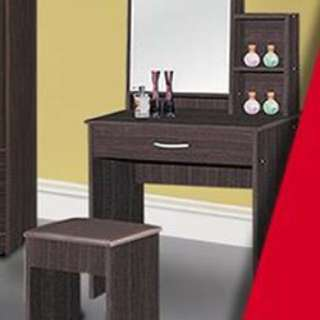 dresser with mini chair